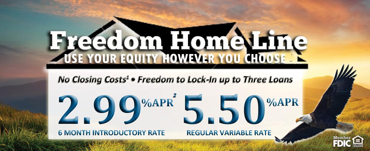 Freedom Home Line Special